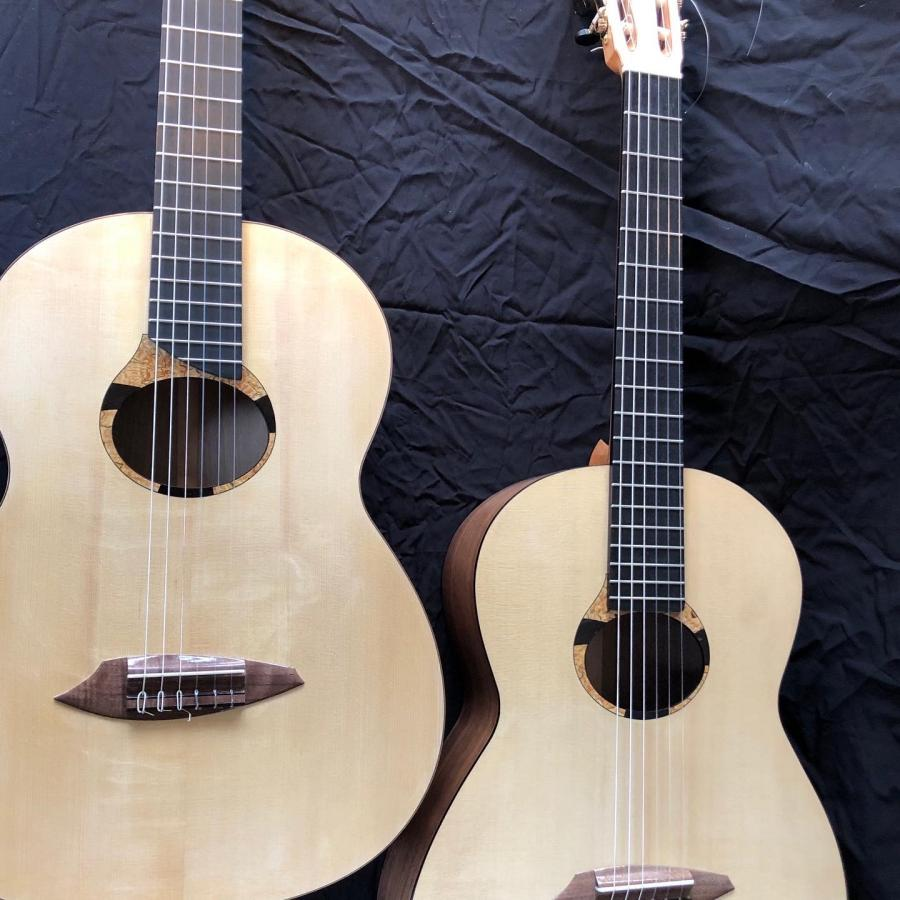 Valerie-Anne Lahaye Lutherie guitare