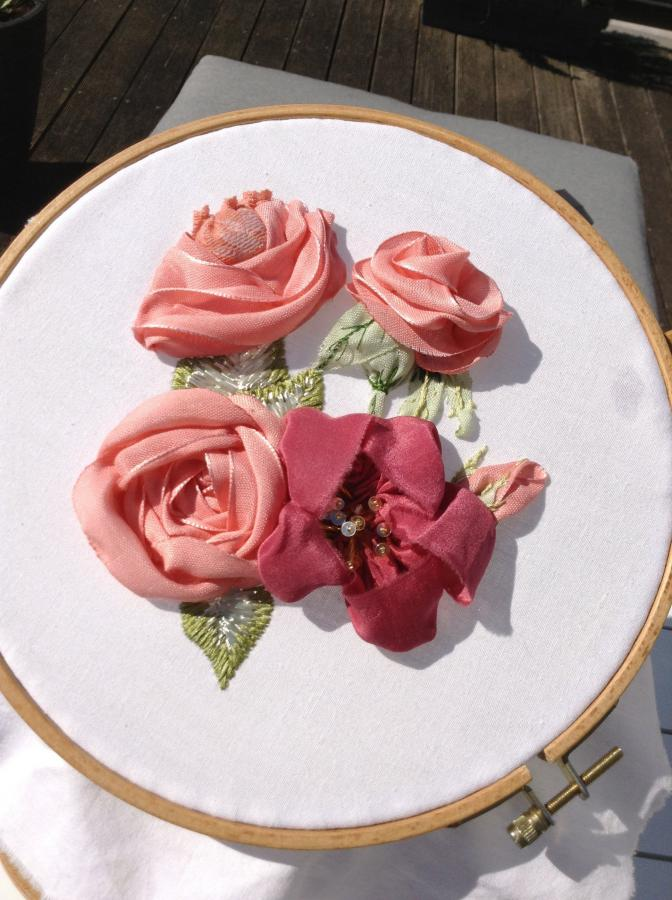 Embroidery Belle